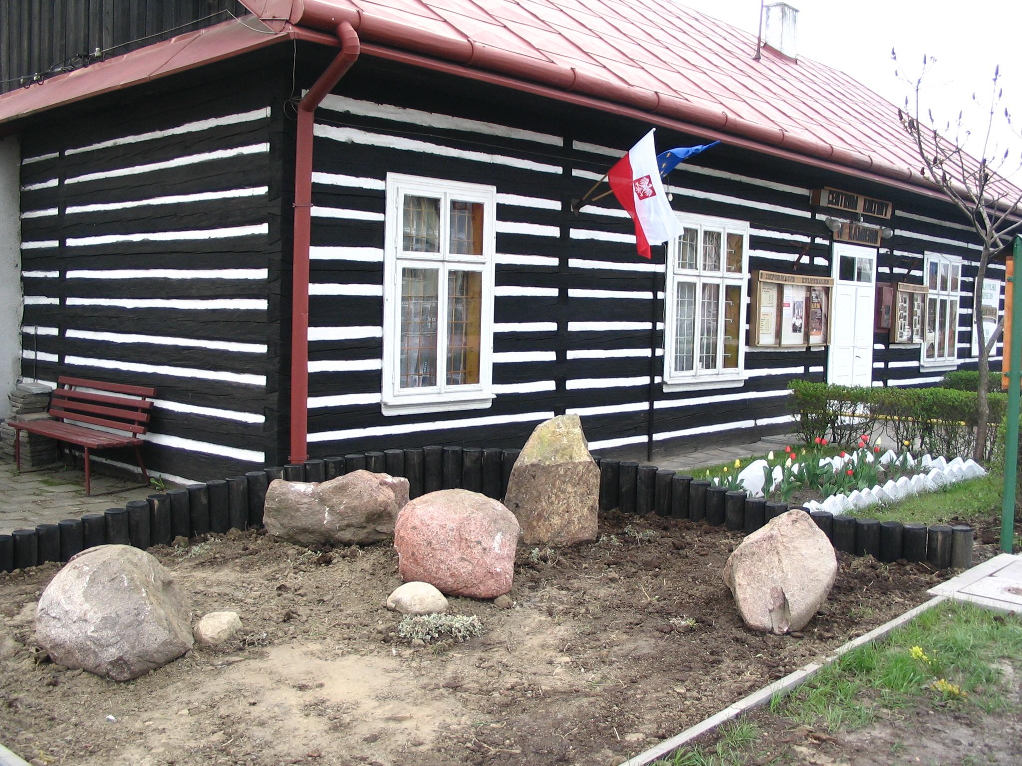 Centrum Kultury wKamieniu